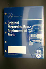 Mercedes Owners Parts Catalog Parts Numbers W107 W129  W123 W124 interchange new