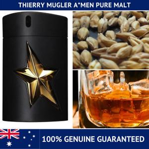 Thierry Mugler A*Men Pure Malt - Sample Travel 2ml 5ml 10ml spray