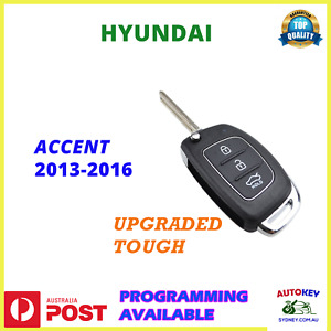FOR HYUNDAI ACCENT RB3 REMOTE KEY 2013 2014 2015 2016