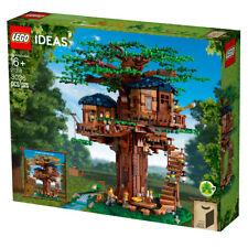 LEGO® IDEAS 21318 Baumhaus Tree House Sommer und Herbst 3.036 Teilen !  NEU