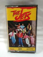 The Jets Self-Titled S/T Cassette Tape MCA MCAC-5667 1985 Rare