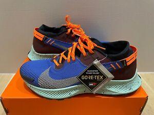 Nike Pegasus Trail 2 Goretex Running Trainer shoe UK 9.5 BNIB