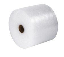 Air Bubble Cushioning Wrap for Packing, Shipping and Moving - Made In Usa