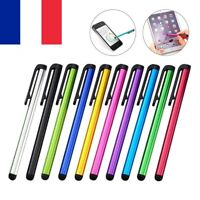 Lot 1-10X Stylets Stylo Stylet Capacitif Ecran Tactile pour Ipad Iphone Tablette