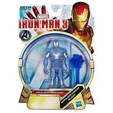 Ironman 3 Cold Snap Ironman action figure hasbro Repulsor Freeze Blast!
