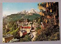 Postkarte Ansichtskarte AK postcard Berchtesgaden Watzmann 2714 m Bayern