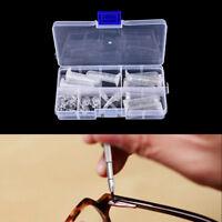 Brillenglas Brillenputztuch Optische Uhr Schraubenzieher Reparatur!E