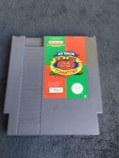 Nintendo NES Attack of the Killer Tomatoes FRA Très Bon état