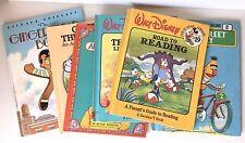 Vintage Lot of 6 Childrens Story Books Readers Disney Sesame Street Arthur