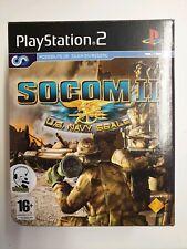 SOCOM: U.S. Navy Seals (PS2) - Francais Edition (Includes Logitech PS2 headset)
