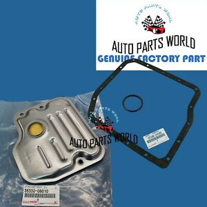 ATP Automotive Auto Transmission Filter Kit for 2002-2004 Toyota Camry 2.4L ok