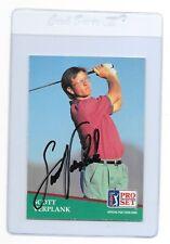 SCOTT VERPLANK Signed 1991 PRO SET Golf Card #39 Oklahoma State University