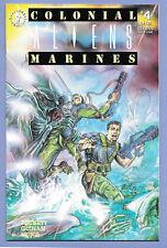 Aliens: Colonial Marines #4 (Apr 1993, Dark Horse) Kelley Puckett Paul Guinan