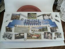 Exacto-opoly Board Game Rockford Illinois Factory Sealed 1960-2010 unused