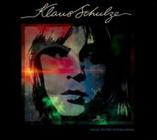 KLAUS SCHULZE - ETERNAL: THE 70TH BIRTHDAY EDITION  2 CD NEUF