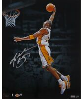 KOBE BRYANT LA LAKERS SIGNED 8x10 PHOTO ART PRINT 🏀 BASKETBALL AUTOGRAPH
