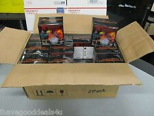 LOKKII BBQ BRIQUETTES READY TO LITE 24- 2PK CASE GREAT FOR CAMPFIRES OR GRILLS