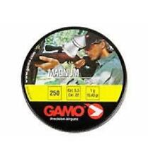 Balines Magnum diabolo 250 calibre 5 5 mm gamo