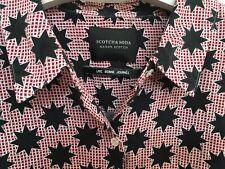 * Tolle Bluse / Hemd von Scotch & Soda Gr.M * Sterne *