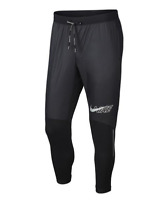Nike Phenom Elite Running Reflective Pants Mens-Small Black-White BV5064 010