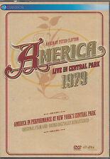 AMERICA Live in Central Park 1979 | DVD Neuware sealed