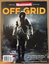 Newsweek Special Edition Off Grid Survivorman Stroud Feb/Mar 2015 FREE SHIPPING!