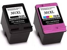2 Cartucce Compatibili HP301XL Nera e Colore HP Deskjet 1050 2050 2050S 1000