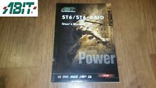 Abit ST6/ST6-Raid Motherboard User Manual Only