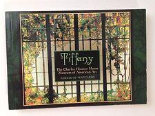 Louis Comfort Tiffany book of 30 postcards Pomegranate prints