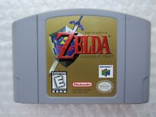 The Legend of Zelda Ocarina of Time Nintendo 64 N64 OEM Authentic RPG Video Game