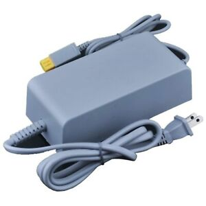 Generic Wall AC Adapter Power Charger For Wii U Wii U
