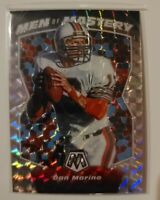 DAN MARINO 2020 MOSAIC FOOTBALL MEN OF MASTERY SILVER PRIZM MIAMI DOLPHINS MM17