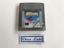 Supreme Snowboarding - Nintendo Game Boy Color GBC - PAL FAH