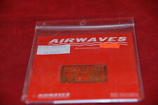 AIRWAVES PHOTO ETCHED F-14 TOMCAT COCKPIT AC 7224 1:72 NEW