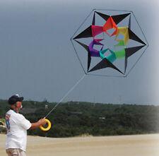 Kite Clark's Crystal Large Single Line Box Kite..35.... PR 11072
