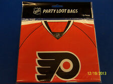 Philadelphia Flyers NHL Hockey Sports Banquet Party Favor Treat Sacks Loot Bags