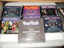 Deep Purple-Soundboard Series Australian Tour 2001/Live Recording, 2001) 12 cd