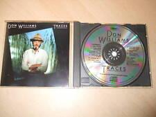 Don Williams - Traces (CD) 10 Tracks - Ex Cond - Fast Postage - Rare