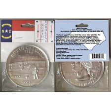 North Carolina State Quarter Jumbo Coin Paperweight New