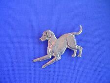 Rhodesian Ridgeback Pin Playing #60D Pewter Hound dog jewelry b Cindy A. Conter