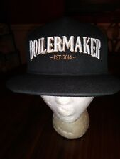 Boilermaker EST 2014 Ball Cap in Black Adult Unsized New