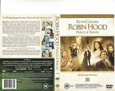 Robin Hood:Prince of Thieves-1991-Kevin Costner-2 Disc Special Edition-Movie-DVD
