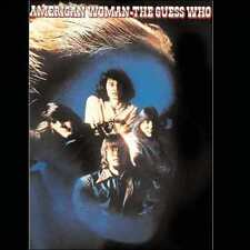 *NEW* CD Album The Guess Who - American Woman (Mini LP Style Card Case)