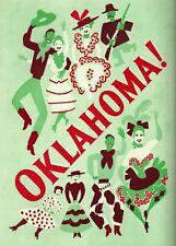 "Rodgers & Hammerstein ""OKLAHOMA!"" John Davidson / Karen Morrow 1965  Program"