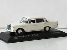 1:43 Minichamps 400 035200 Mercedes-Benz 300 SE Lang 1965 - White