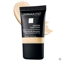 Dermablend Smooth Liquid Camo Medium Coverage Foundation 1oz Cream 10N