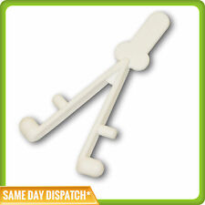 V Style Wishbone Spring Clip for Swimming Pool Telescopic Poles - Aussie Gold