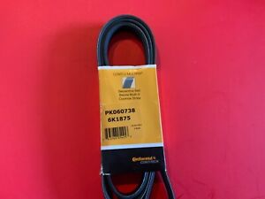Continental contitech pk060738,6k1875 OEM Serpentine Drive Accessory Belt NEW