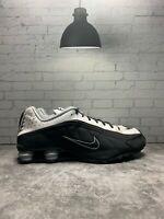 Nike Shox R4 Running Black White Shoes Size 13 Men 104265-129