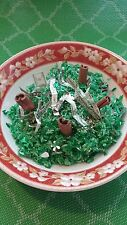 LUCKY GREEN RICE  FAST MONEY QUICK CASH HOODOO RICE LUCK ABUNDANCE PROSPERITY